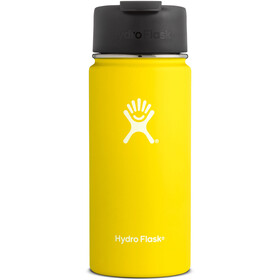 Hydro Flask Wide Mouth Coffee Bottle 473ml Lemon